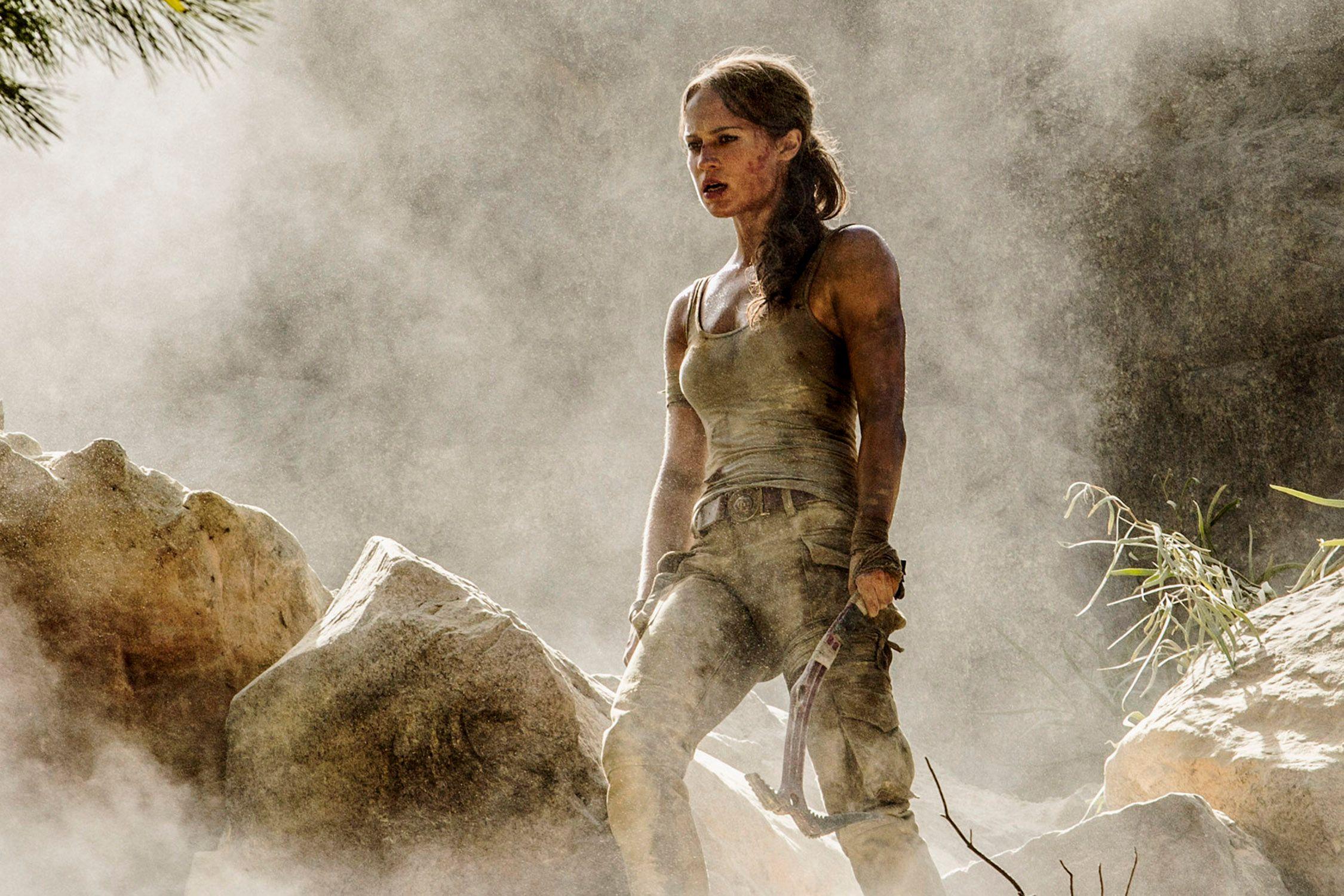 Tomb Raider - Mobil6000