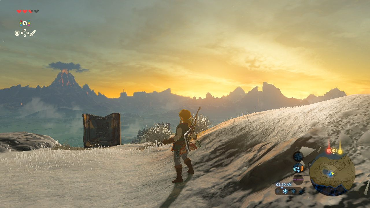 Zelda Breath Of The Wild: Nintendo Unveils Documentary