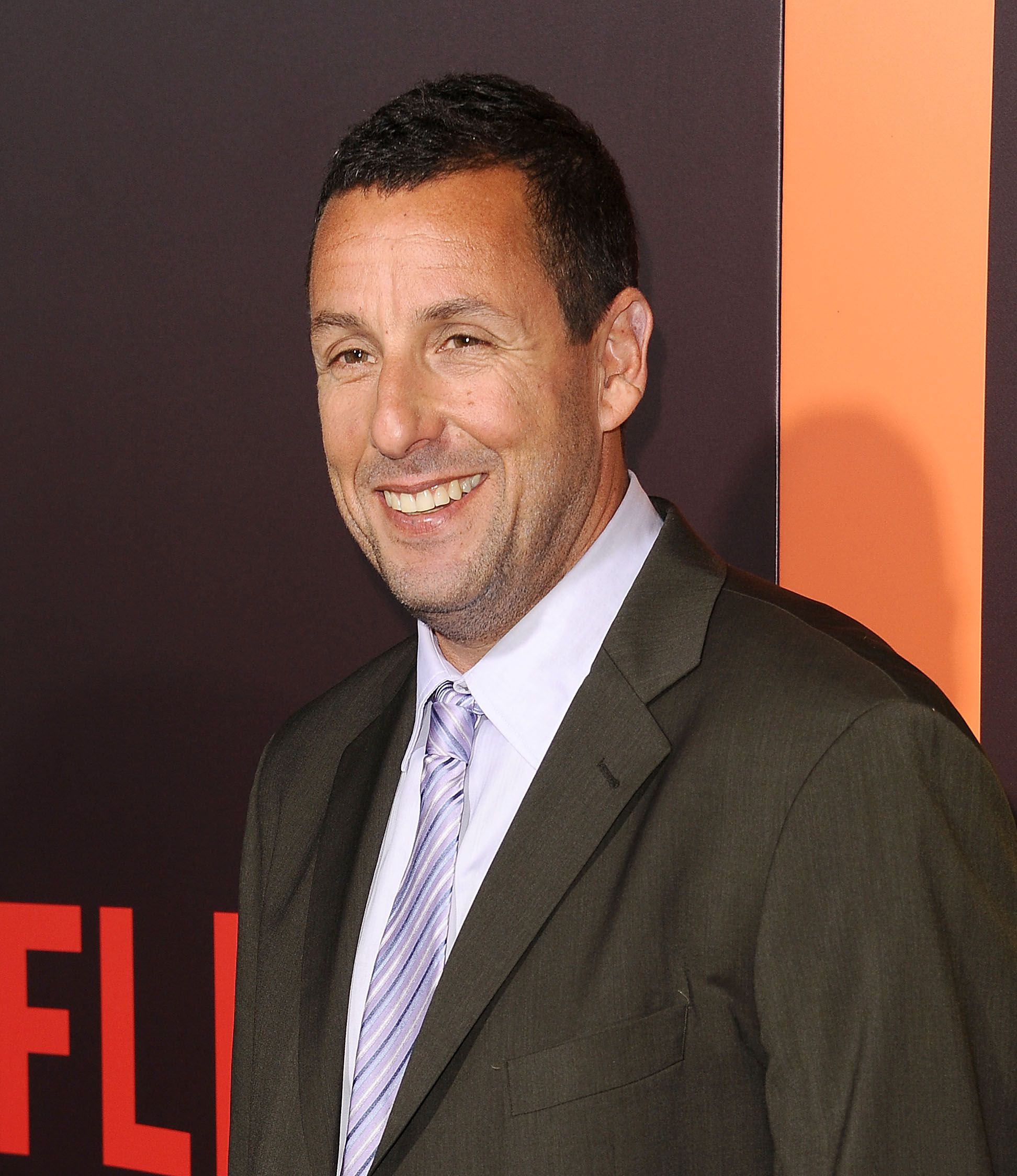 Adam Sandler, Chris Rock Join Forces for New Netflix ... Adam Sandler