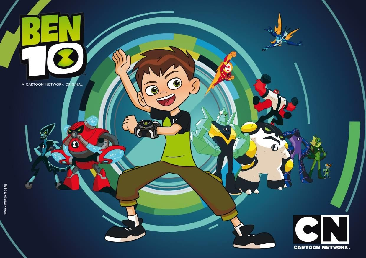 cartoon network ben 10