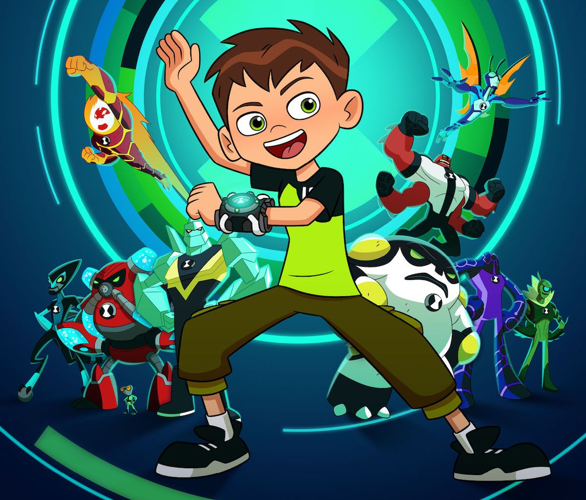 Ben 10 Dawn of the Aliens, Speed Games