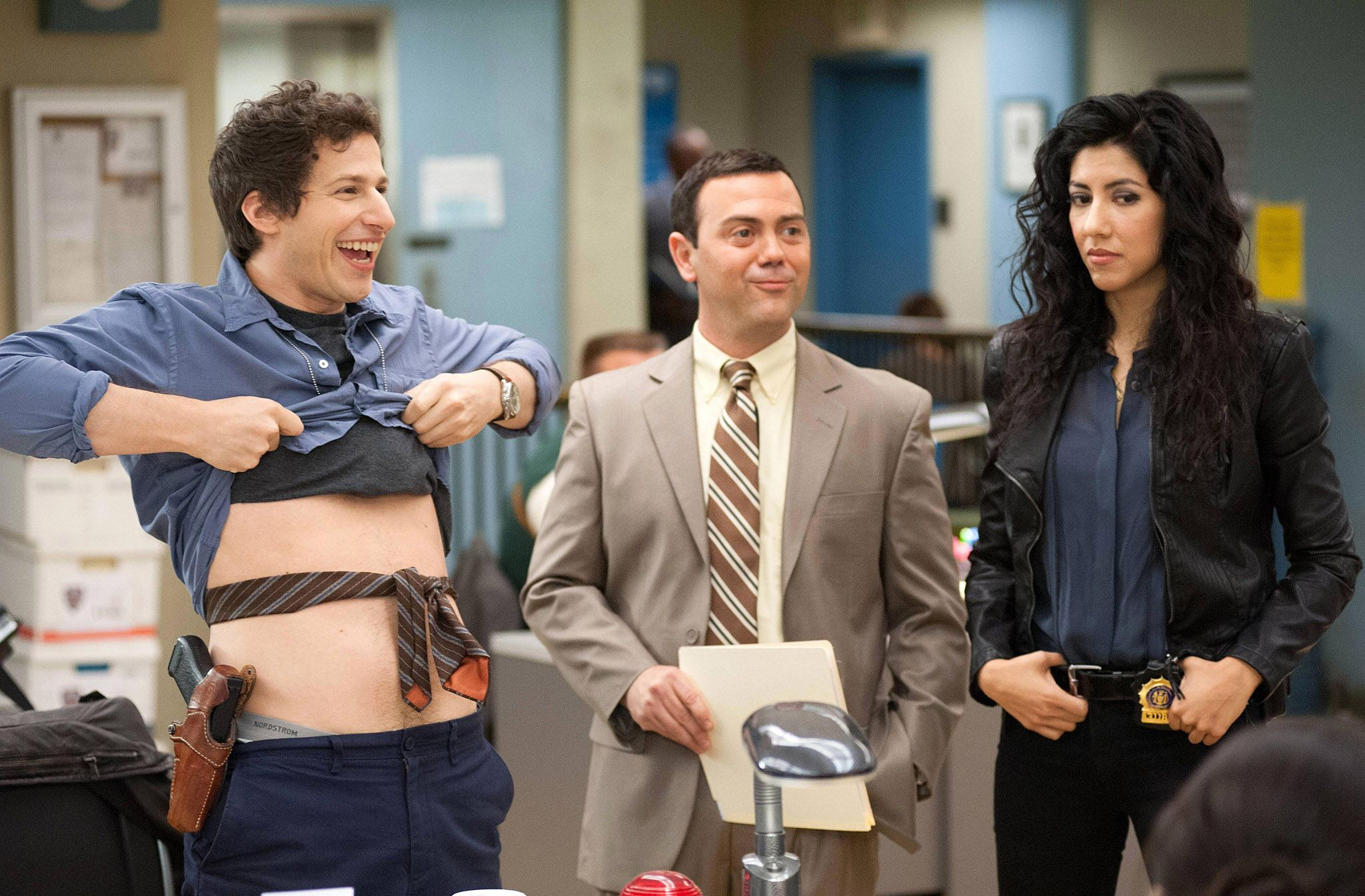 Brooklyn Nine-Nine Saved by NBC for Shorter Season 6 | Collider