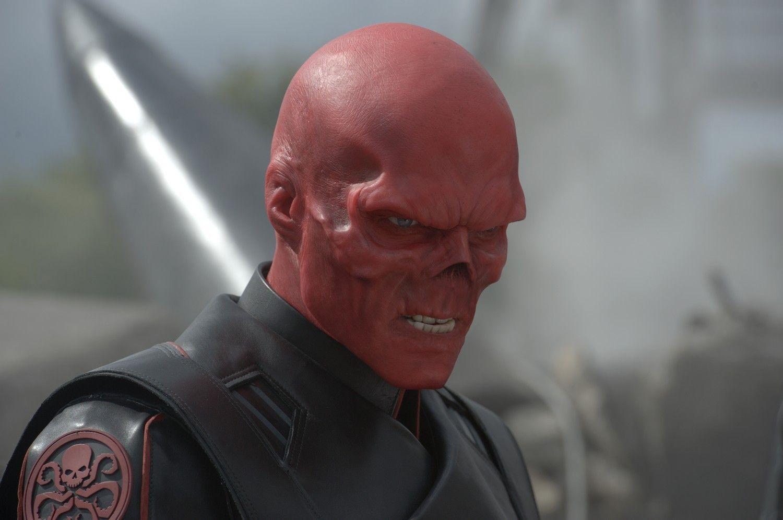 Resultado de imagem para captain america red skull