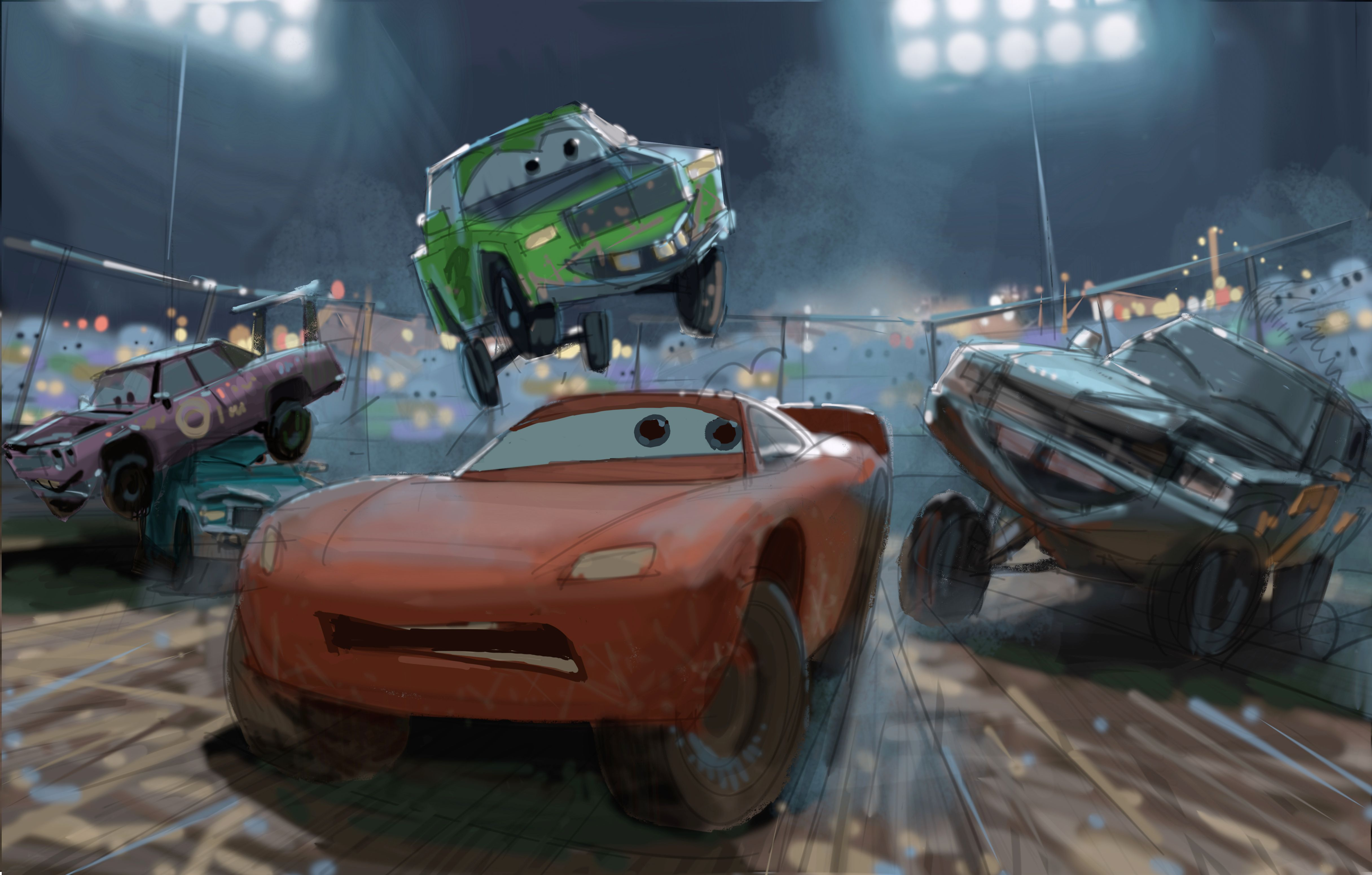 Cars 3 Trivia: Things to Know about Pixar's Latest Movie