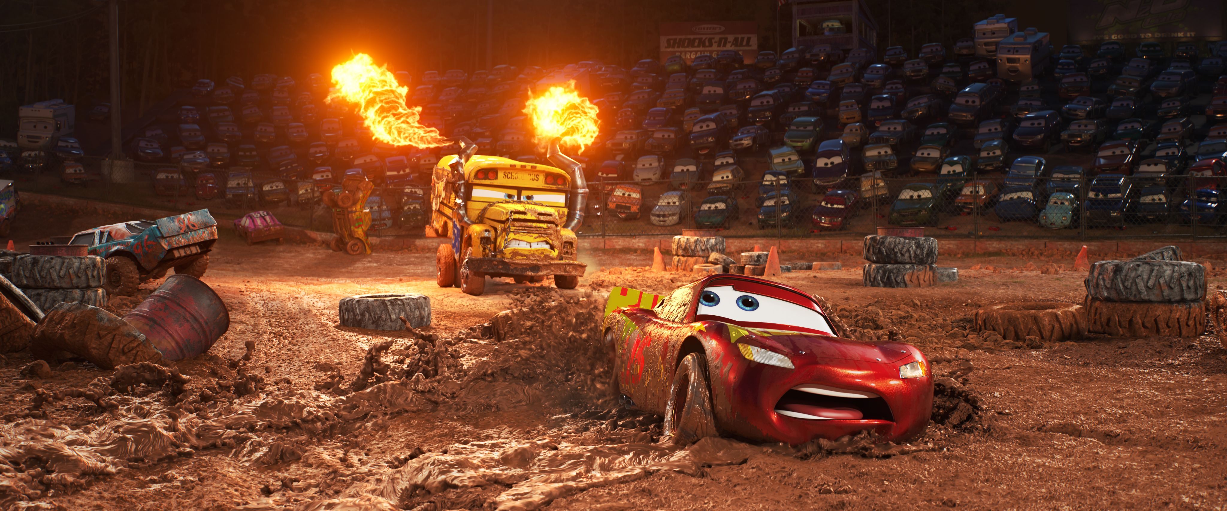 Cars 3 Trivia: Things to Know about Pixar's Latest Movie | Collider