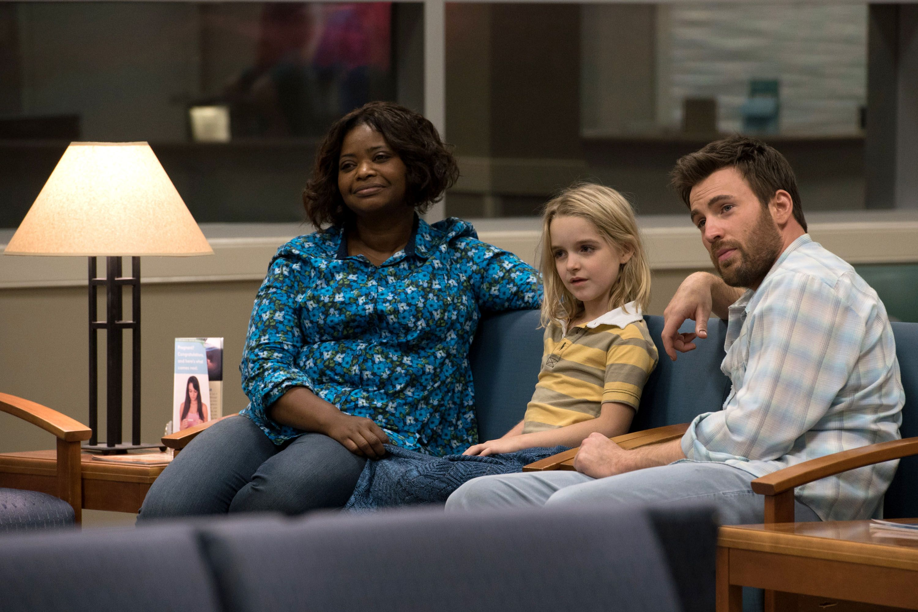 Chris Evans on Gifted, Captain America's Future, and More ...