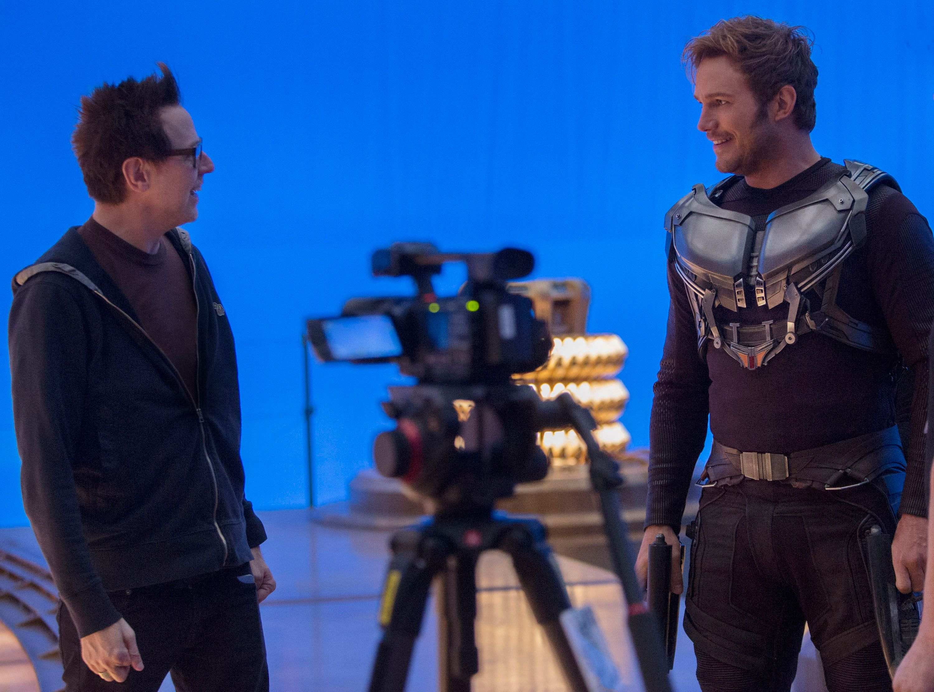Image result for james gunn script