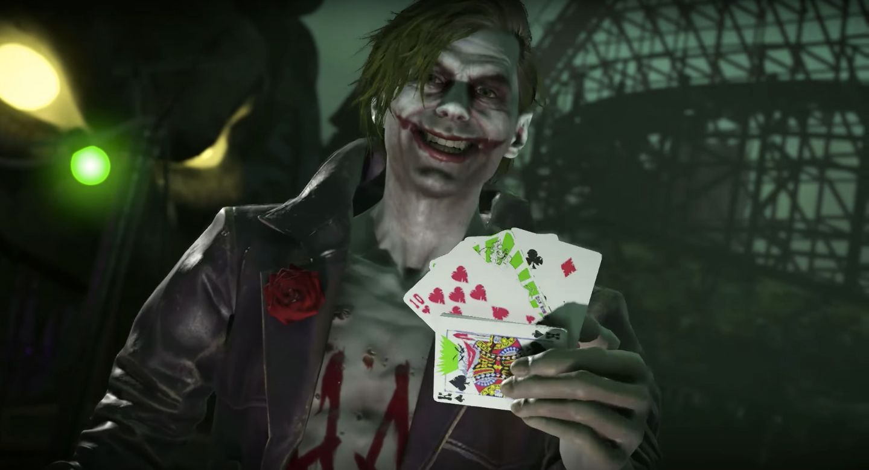 Injustice 2 Joker Trailer Reveals the Batman Villain ...