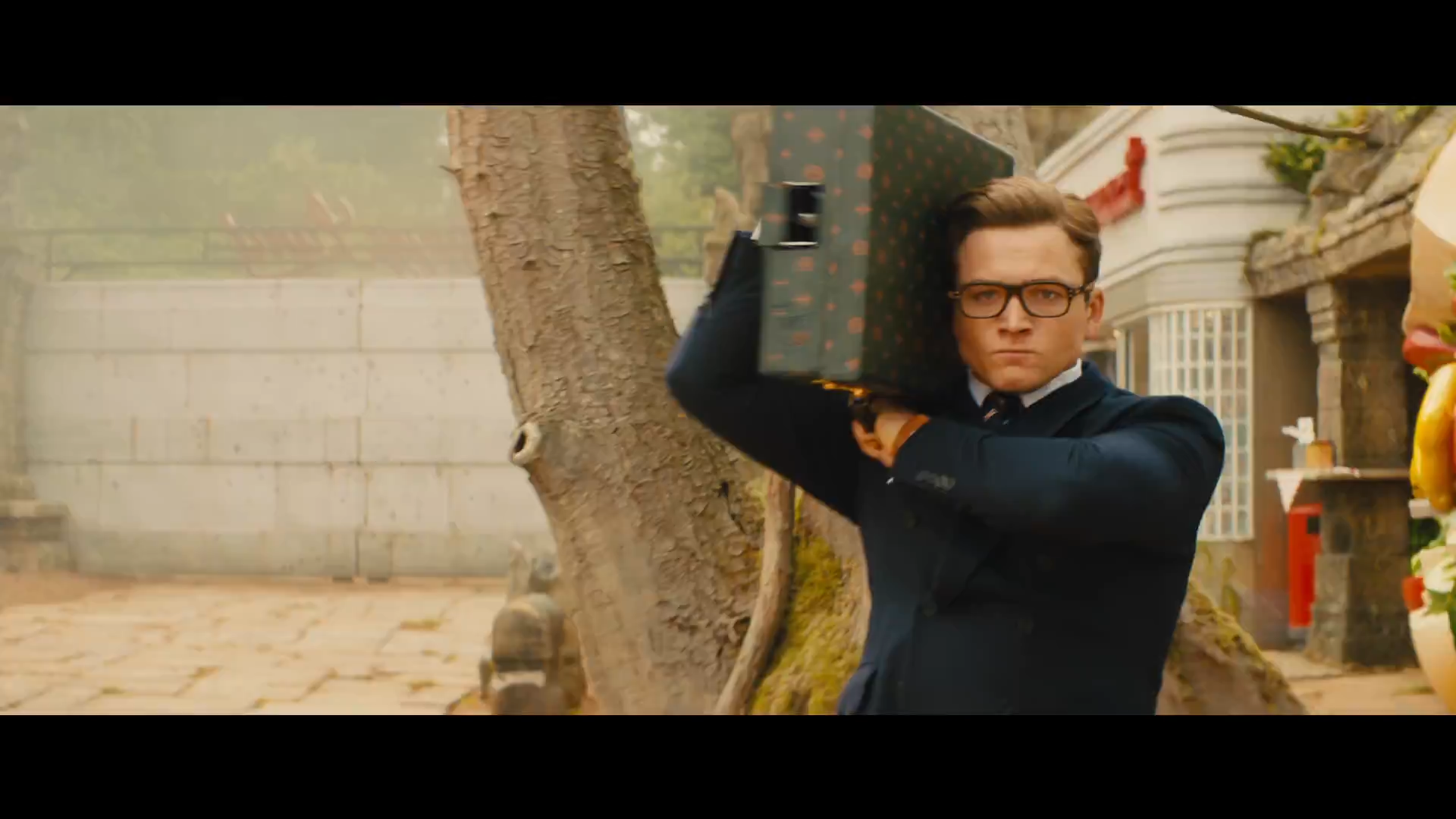 First Kingsman The Golden Circle Trailer Released