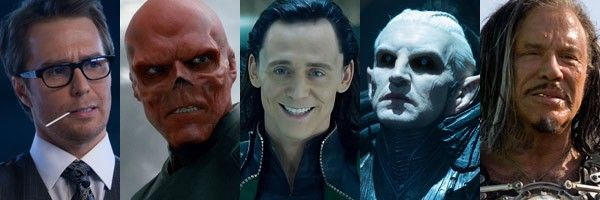Marvel Villains Ranked From Worst To Best Collider