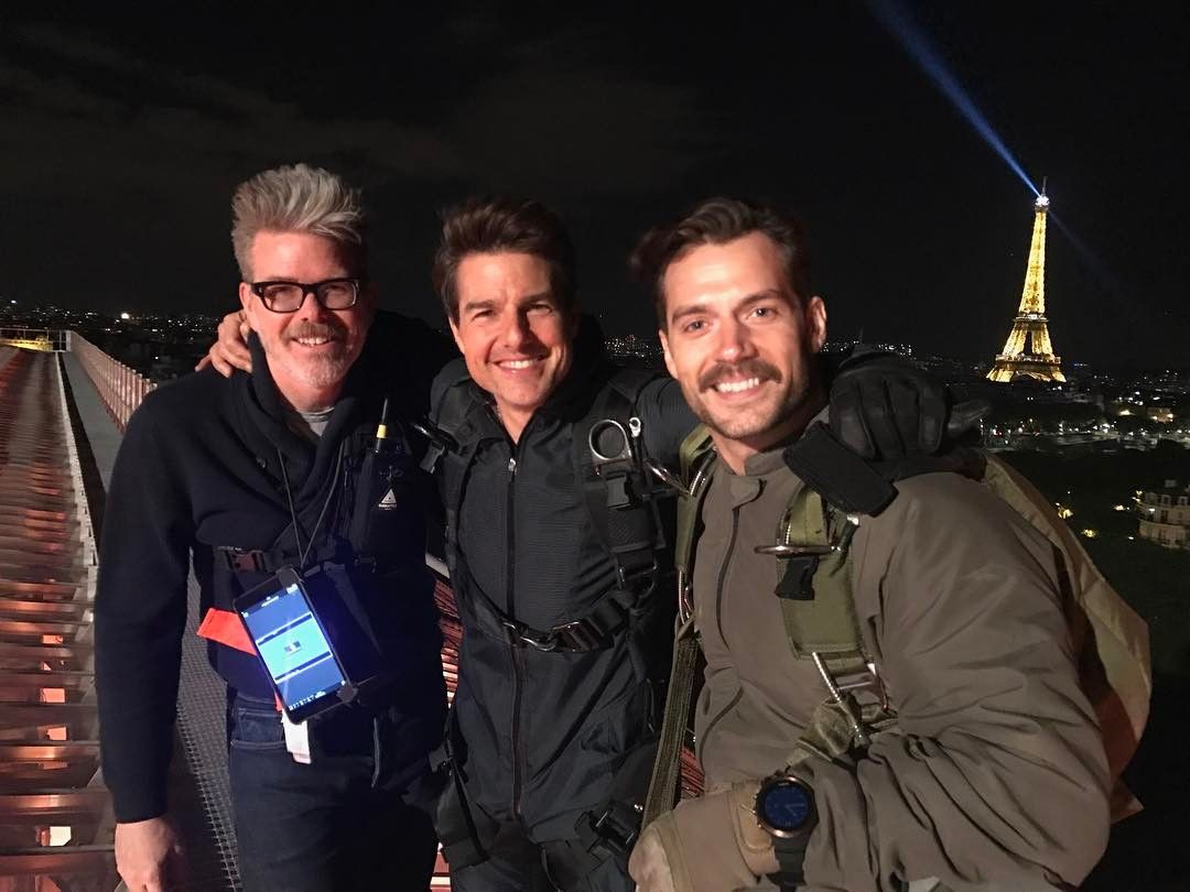 Mission: Impossible 6 director teases multiple Tom Cruise stunts