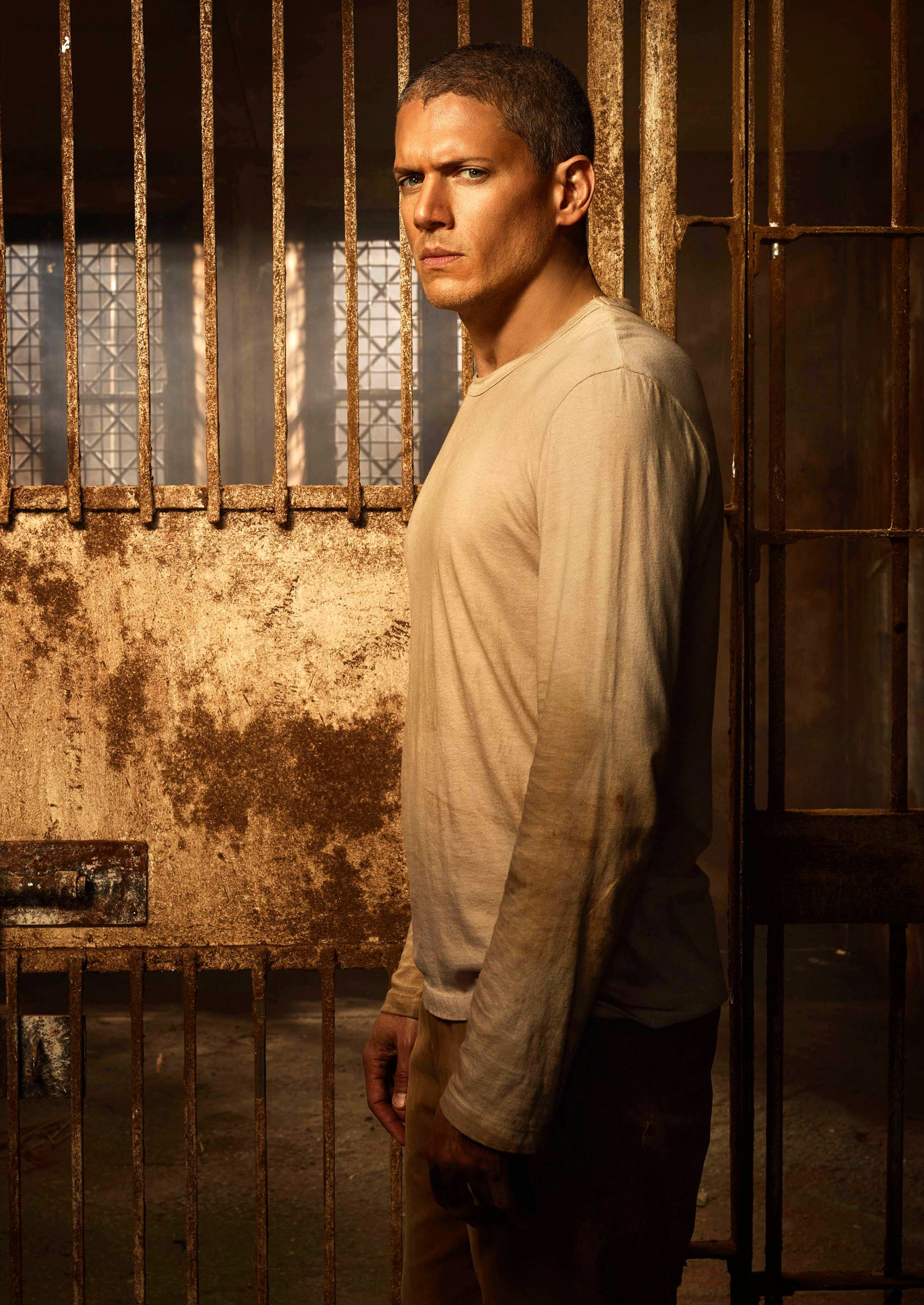 Prison Break Wentworth Miller Dominic Purcell On The