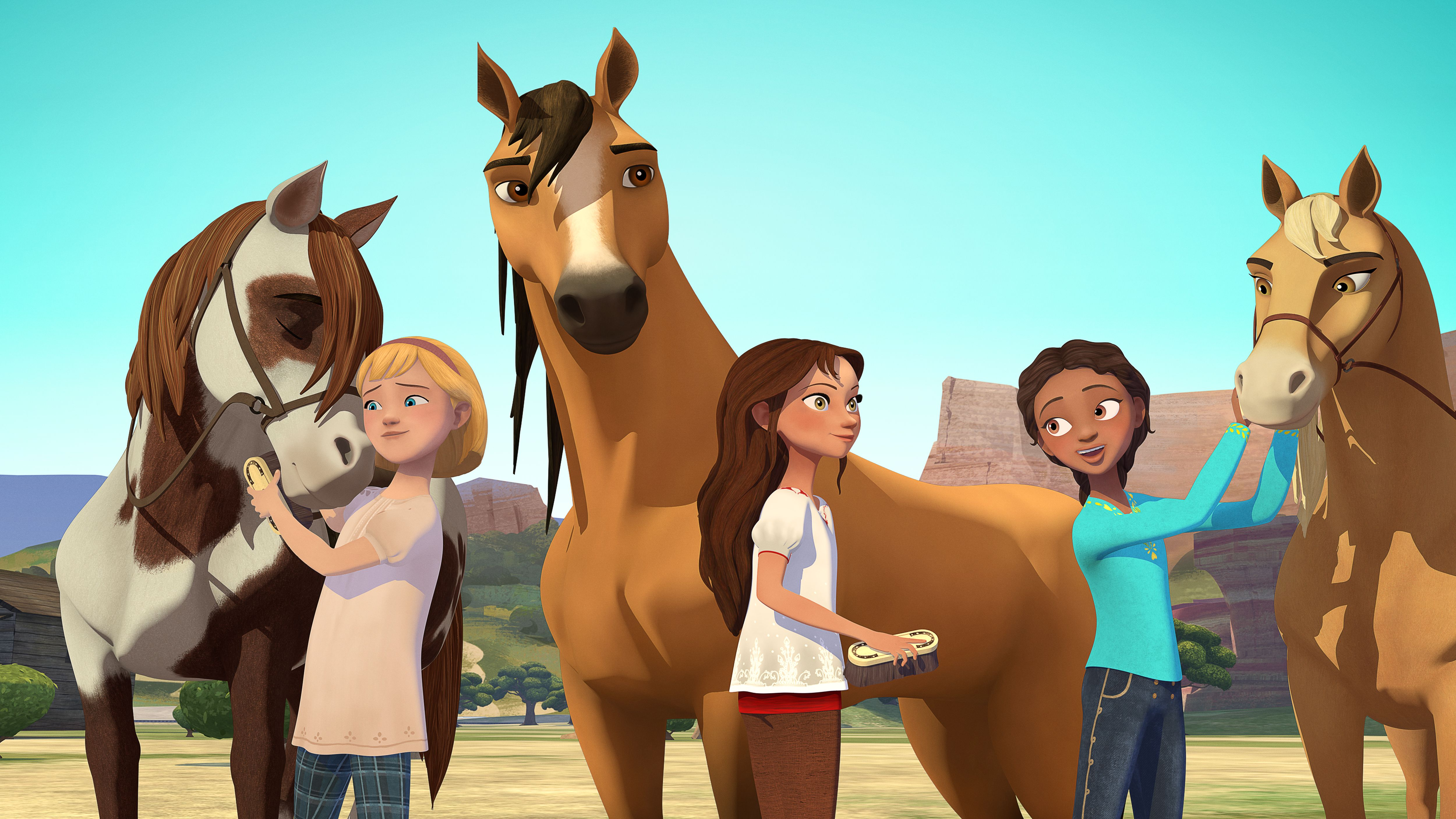 Animated Spirit Horse Porn best netflix animated series, cartoons, and tv shows | collider