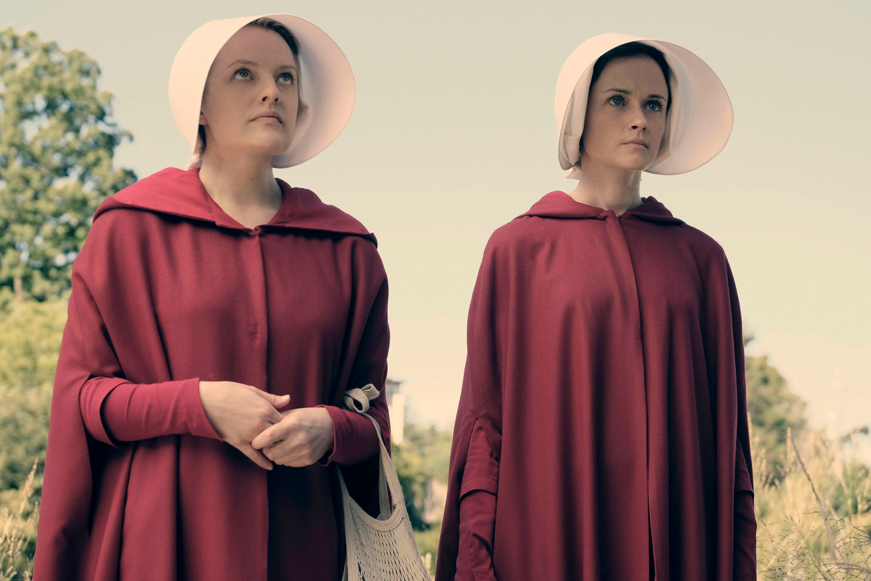 journeys in handmaids tale The horrors of the handmaid's tale have largely writhed rather than vie for triple-word scores they were about to embark on a nightmare journey to a gilded.