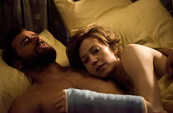 carrie coon on the leftovers season 3  fargo  and star