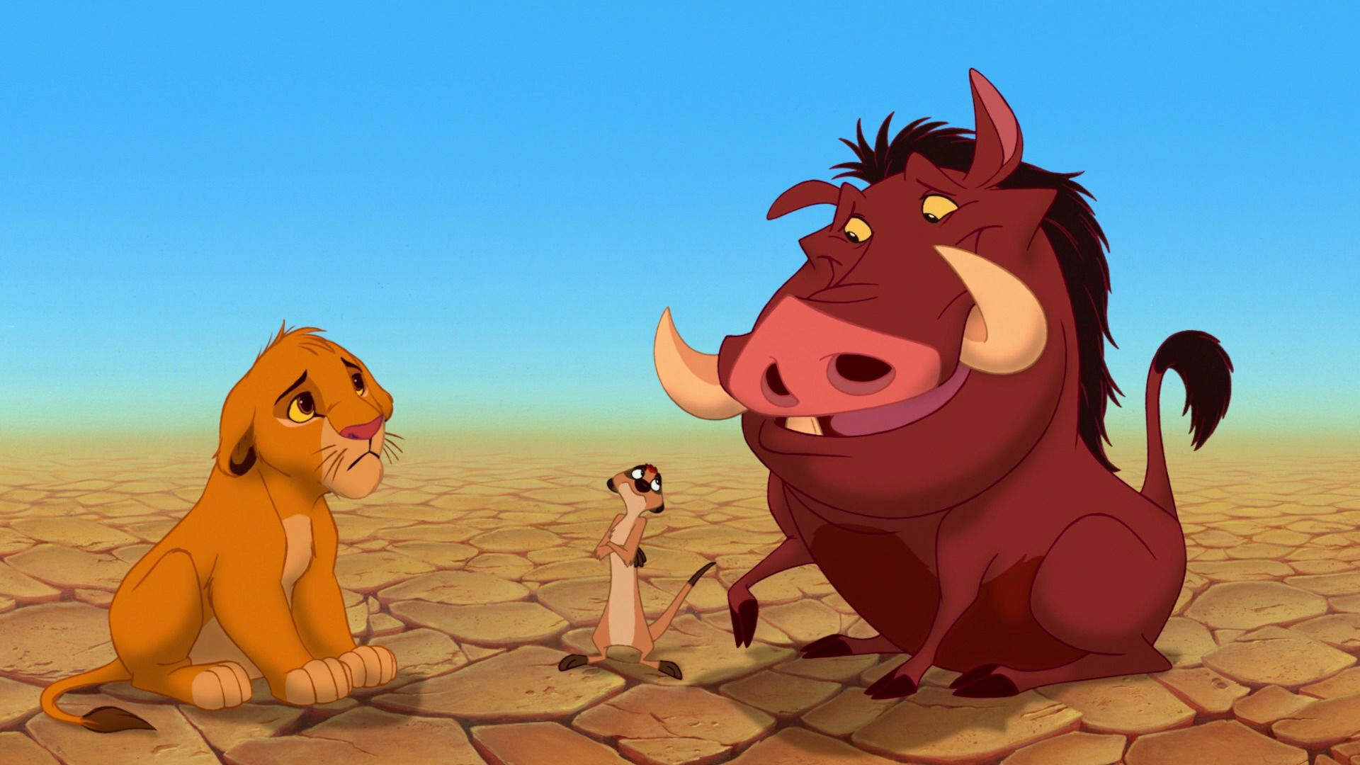 First footage of Jon Favreaus The Lion King unveiled at D23