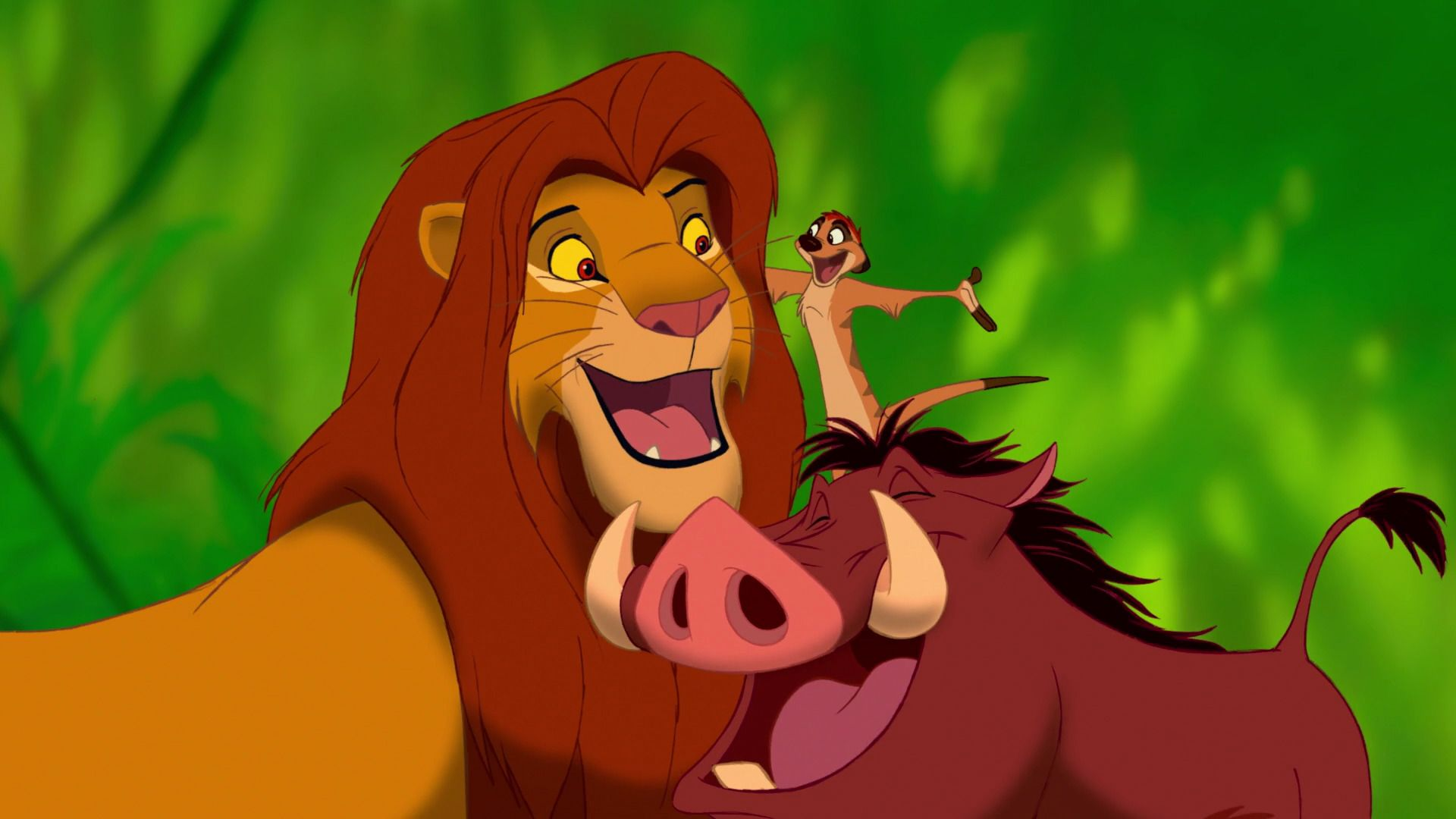The Lion King Disney Reveals Full Live Action Cast Synopsis Collider