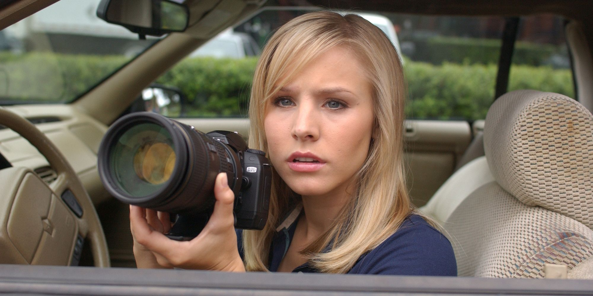'Veronica Mars' at Hulu: 8-Episode Limited Eyed Starring Kristen Bell