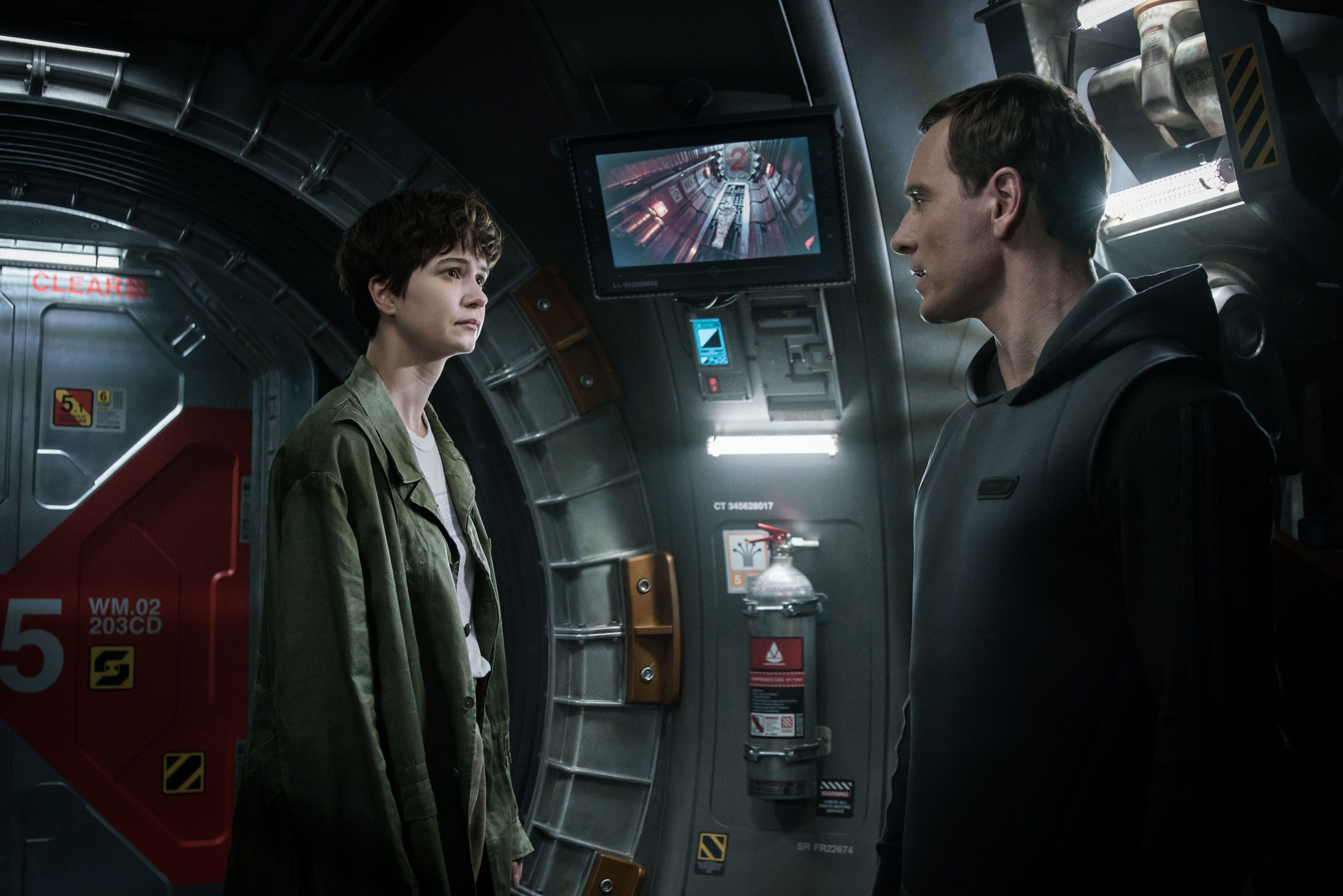 Alien Covenant Original Story For Prometheus 2 Was