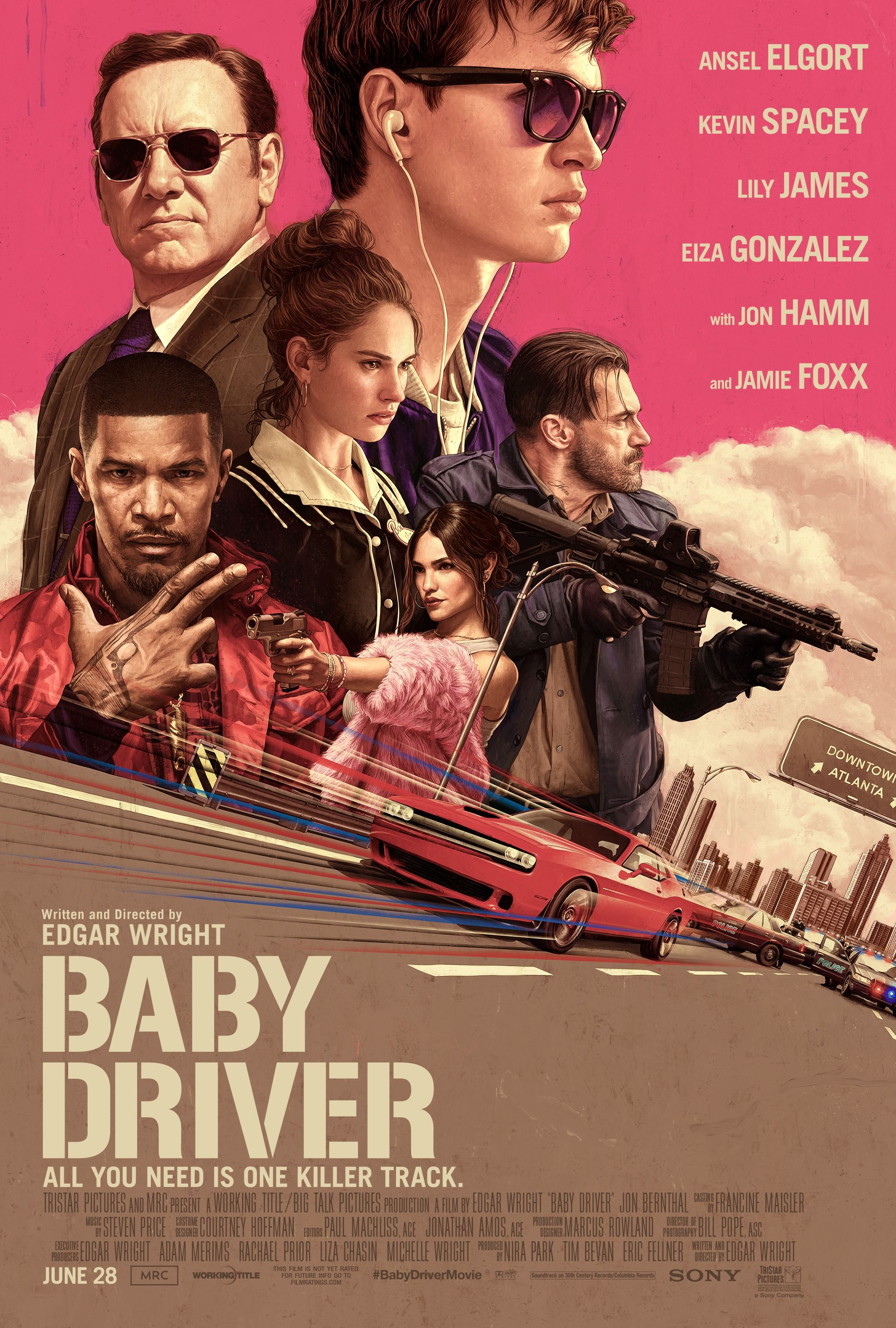 Baby Driver: Edgar Wright on Why He Set the Film in ...