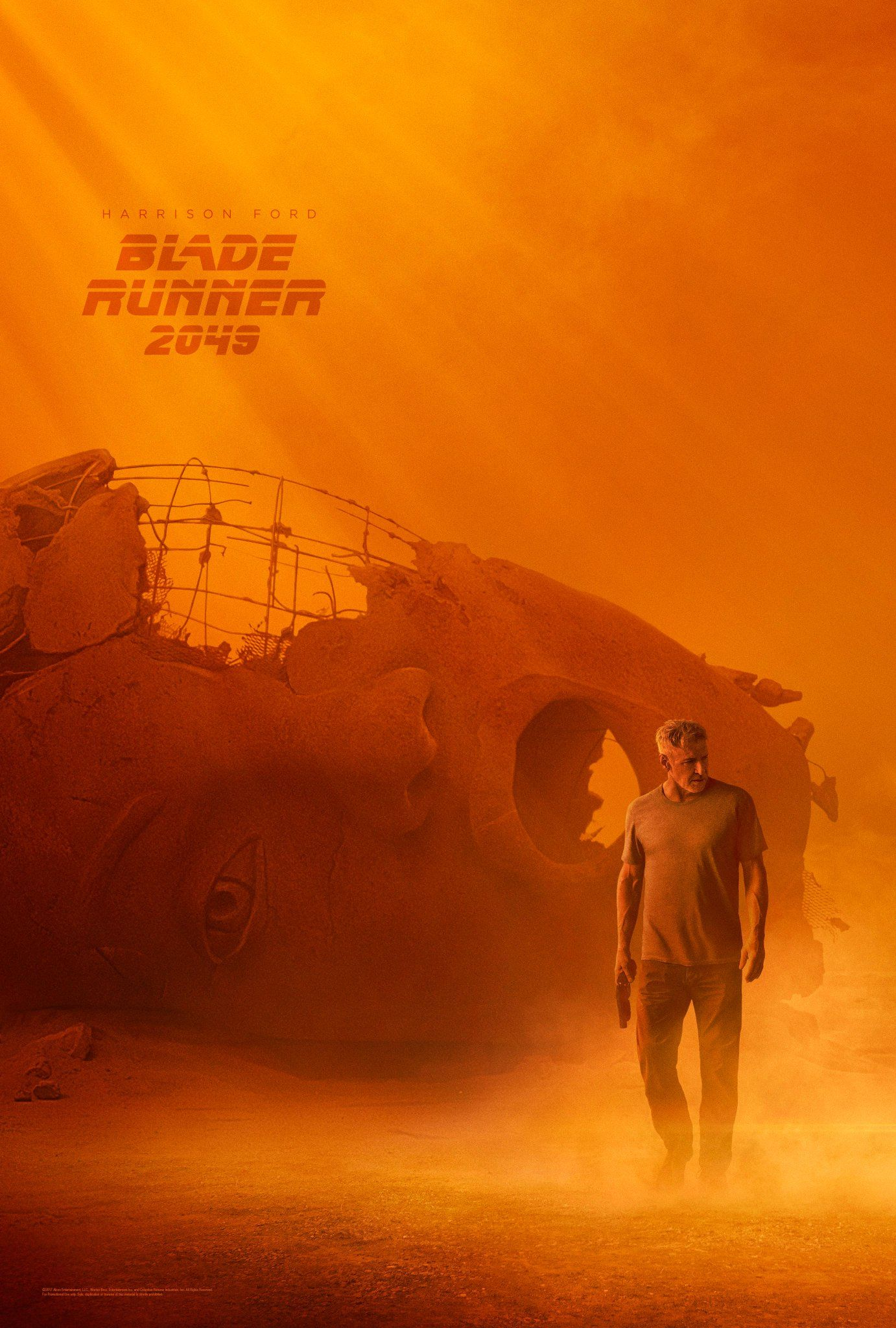 Blade Runner 2049 Posters Feature the Sleek and Schlubby ... Jared Leto Merch