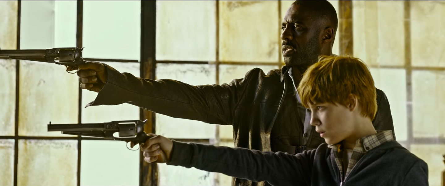dark tower trailer