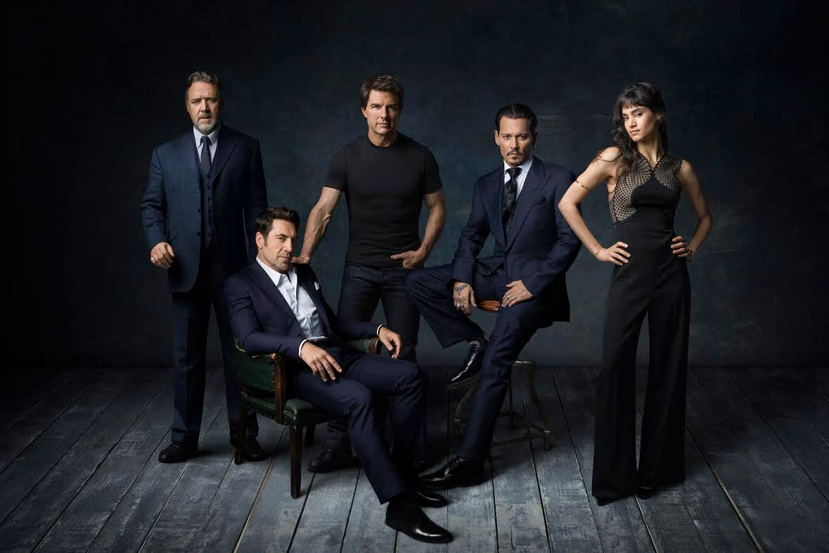 Key producers depart Universal's Dark Universe with franchise's future in doubt