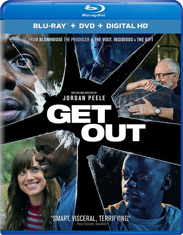 Get Out Alternate Ending: Allison Williams and Daniel Kaluuya ...