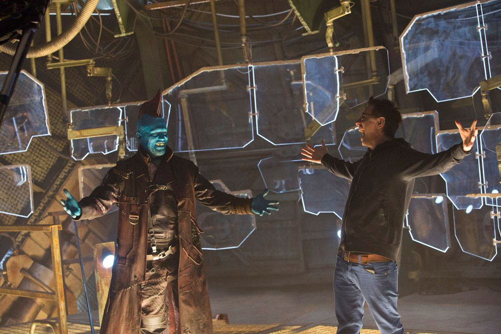 Guardians Of The Galaxy 2 Spoilers Explained By James Gunn Collider