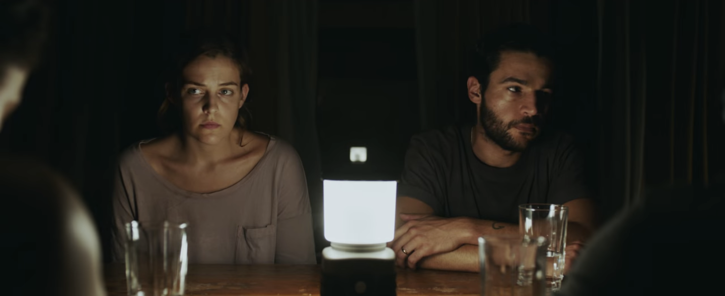 It comes at Night - read into it