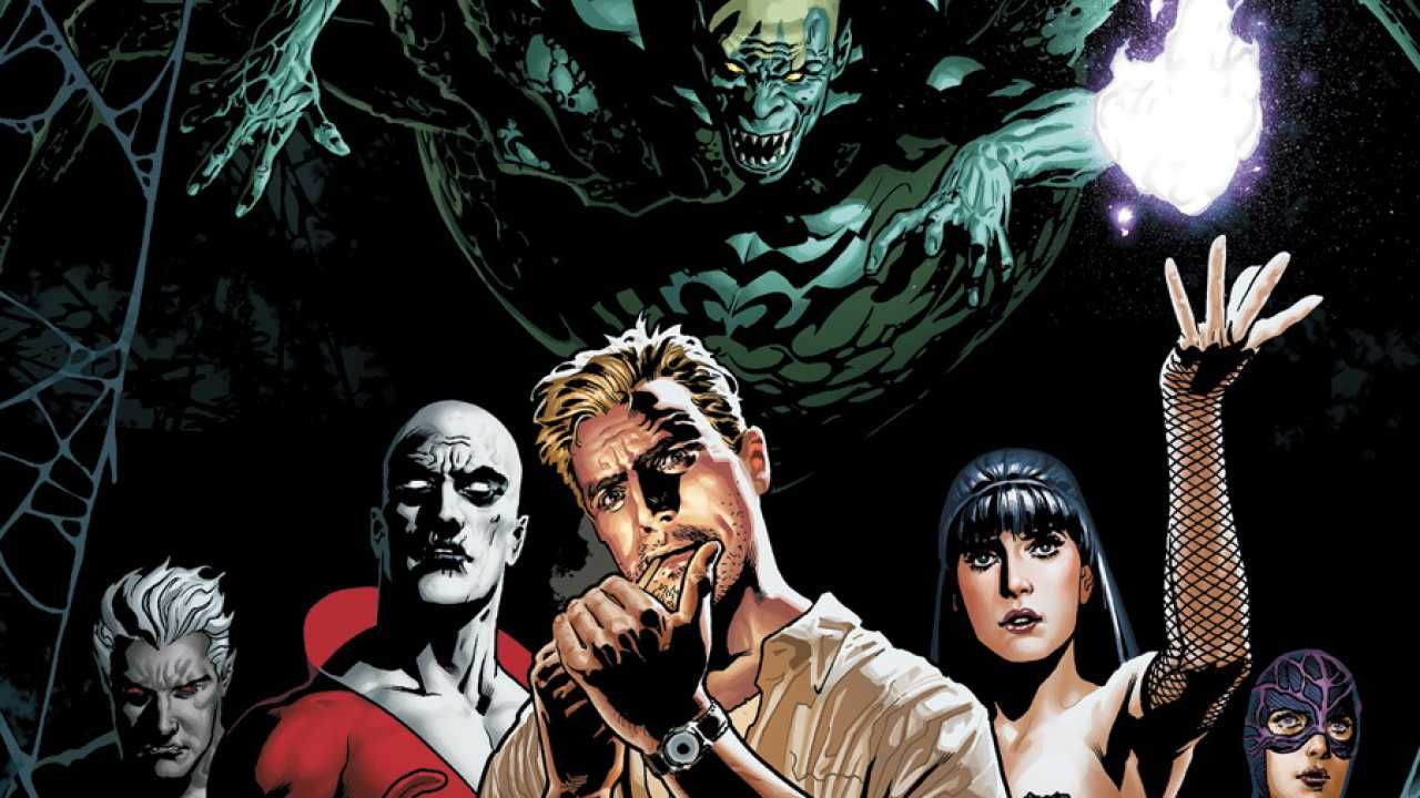 Abandoned Concept Art For Justice League Dark Shows Us What Could've Been
