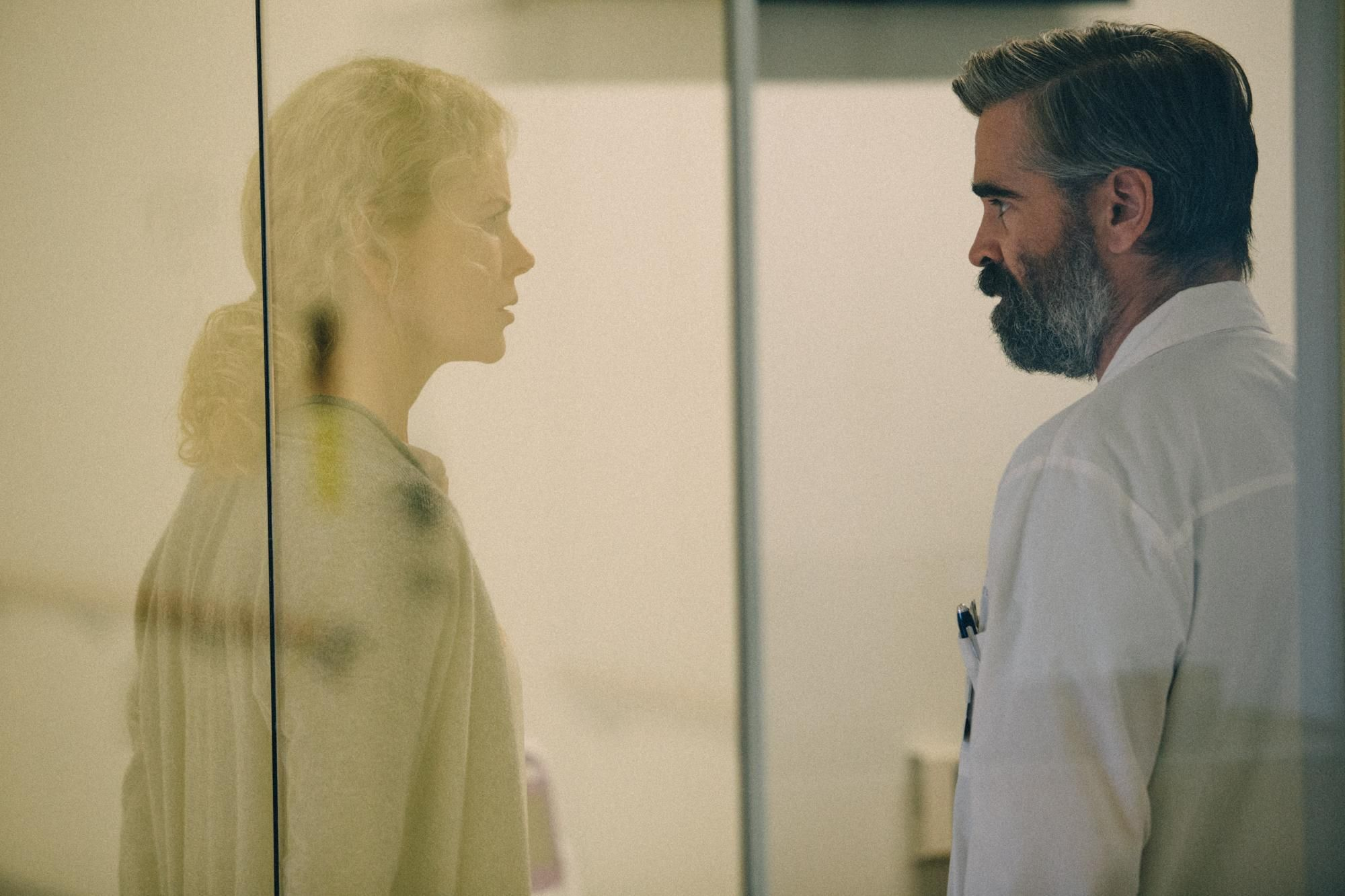 the killing of a sacred deer review lanthimos u0027 latest is haunting
