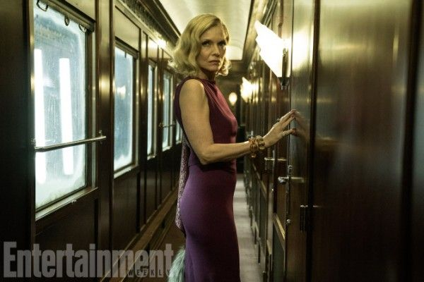 Murder on the Orient Express Johnny Depp Daisy Ridley