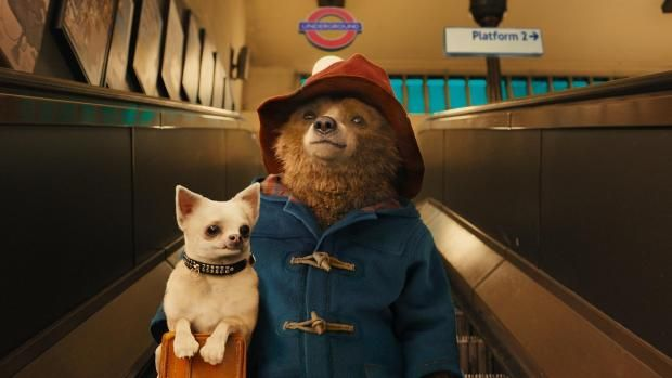 With Hugh Grant, 'Paddington 2' is simply wonderful