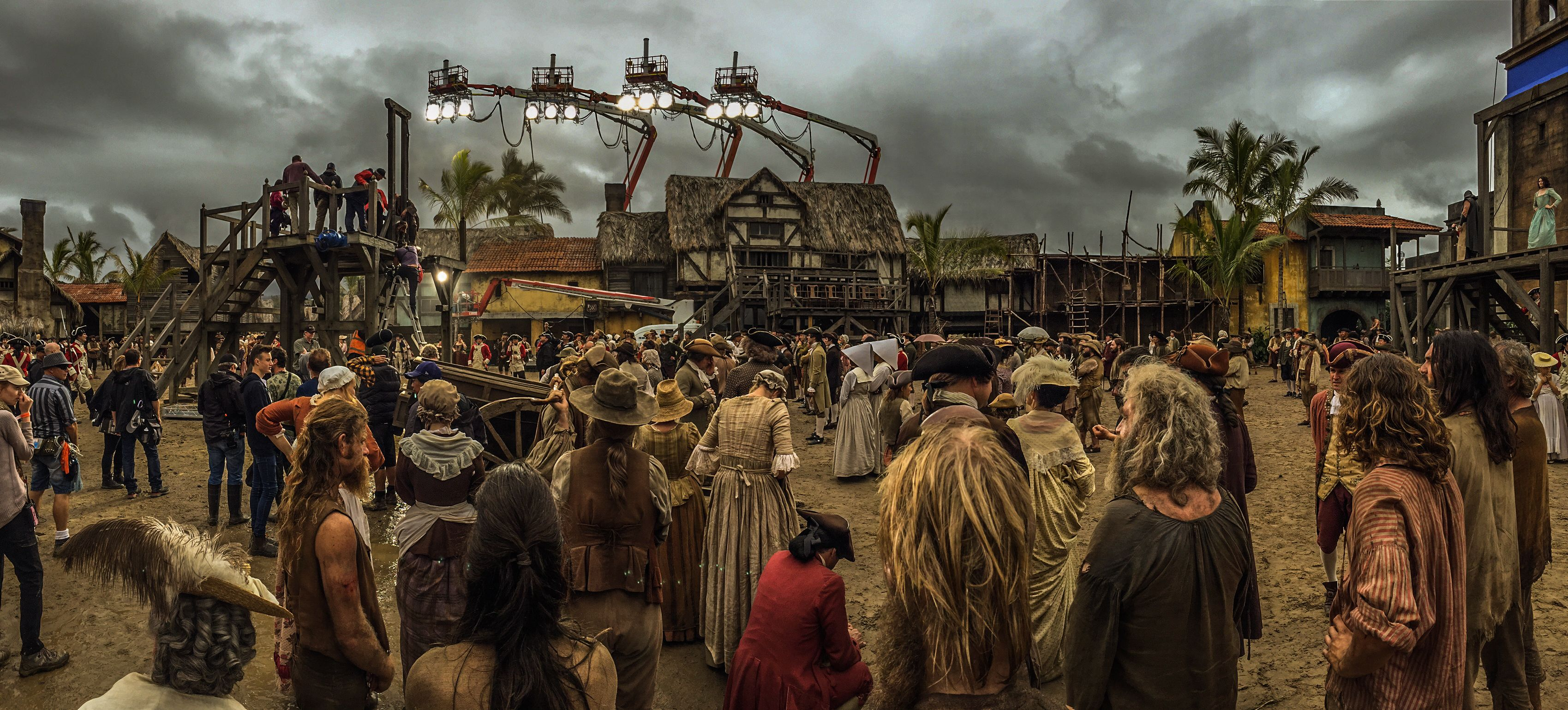 Paul Cameron On Shooting Pirates Of The Caribbean 5