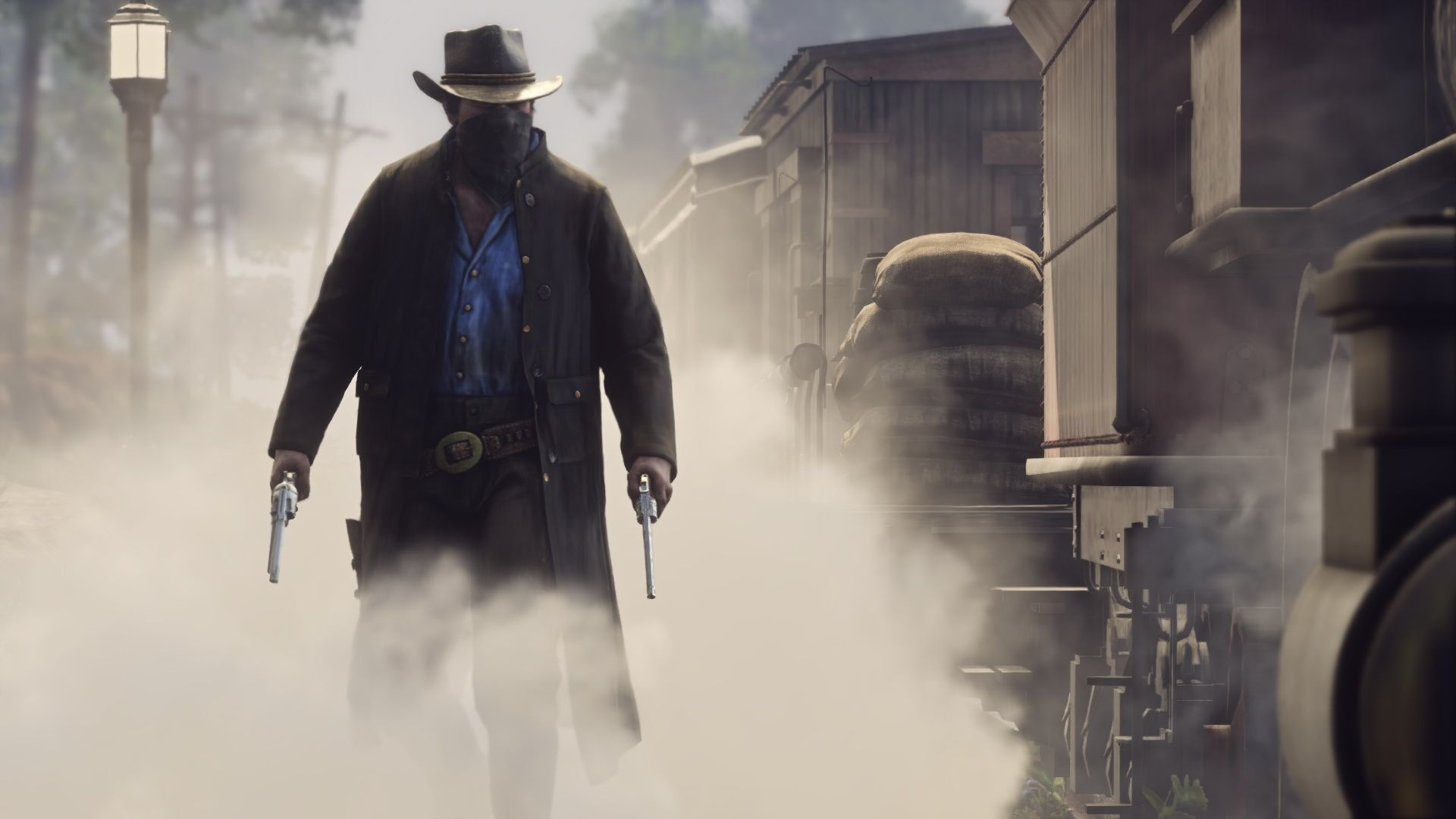 TSA's Sunday Streaming Hour Presents Red Dead Redemption 2
