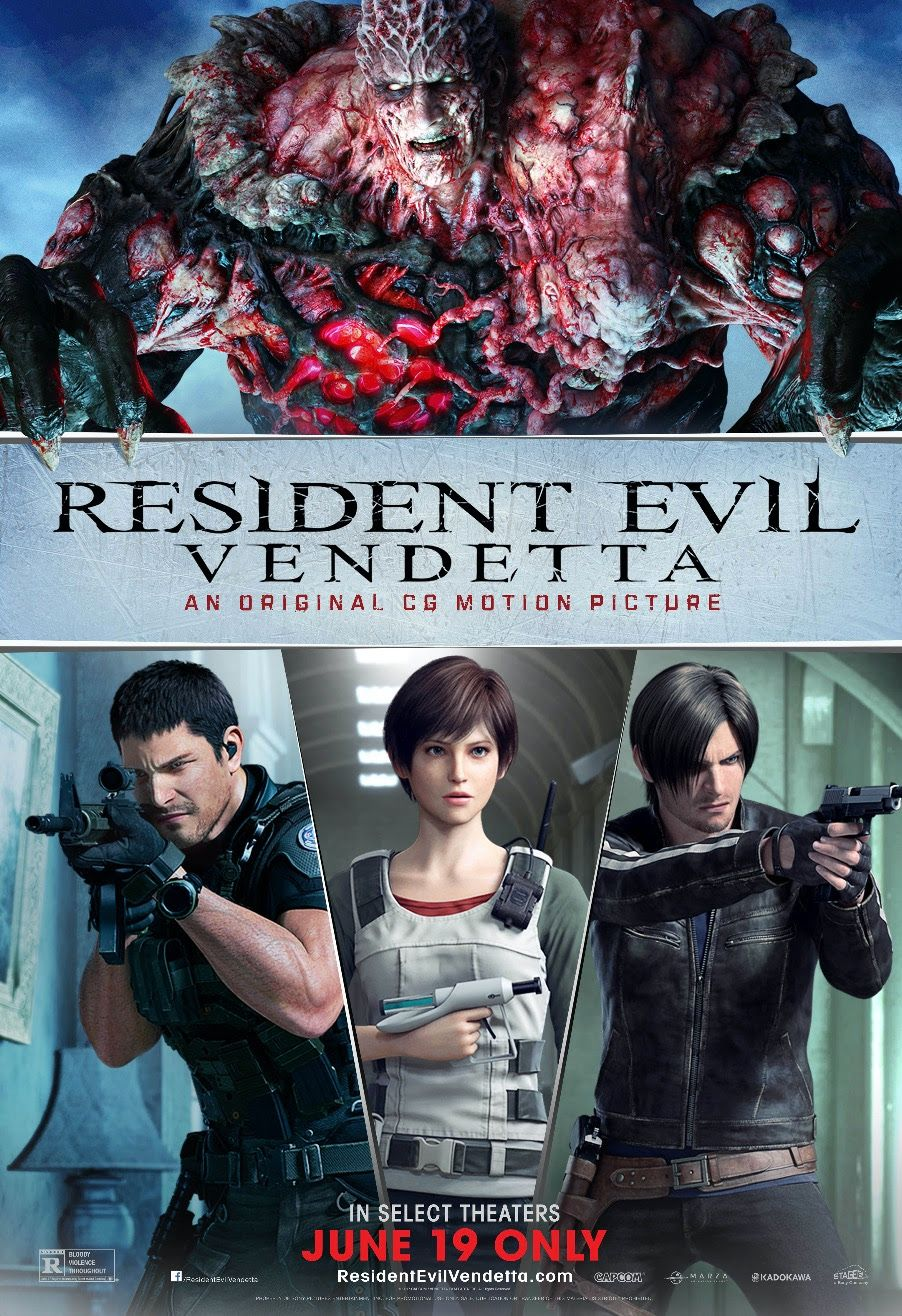 Resident Evil Vendetta Hiroyuki Kobayashi On The Future Of The
