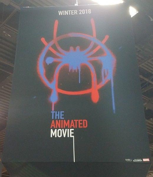 Untitled Spider-man Animated Film