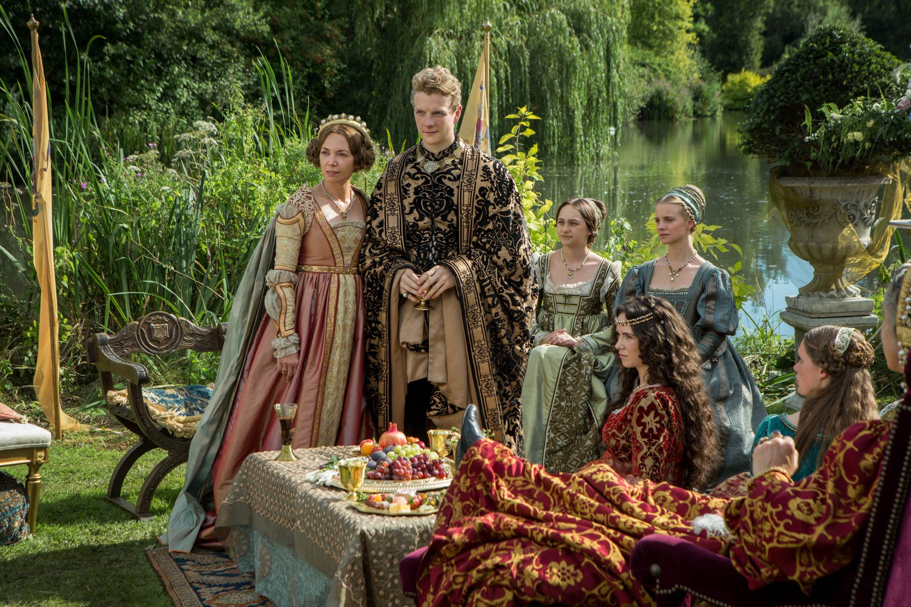 The White Princess Cast on The Boy, Tower Princes Theories | Collider