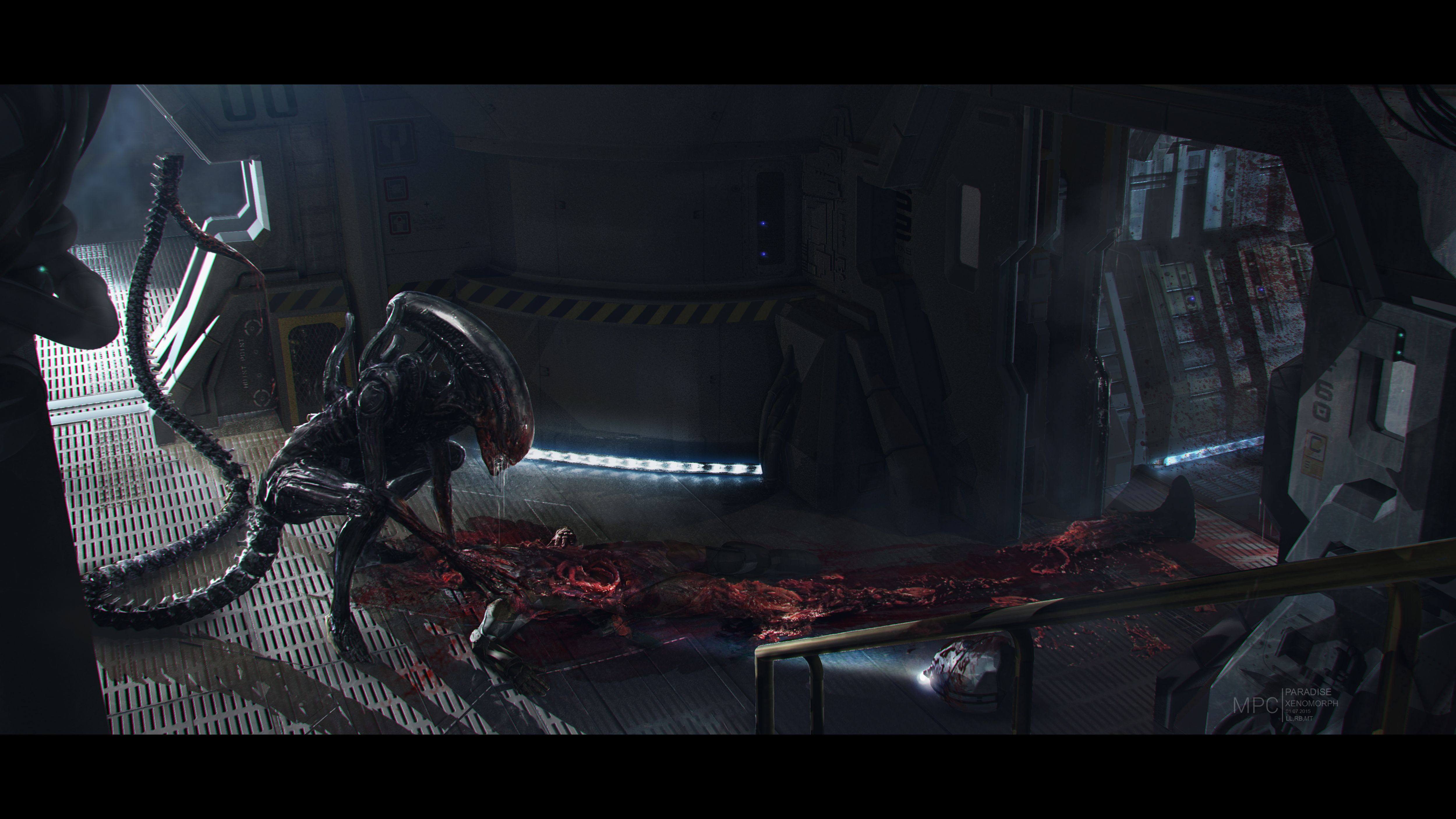 Alien: Covenant Concept Art Reveals Xenomorph Designs | Collider