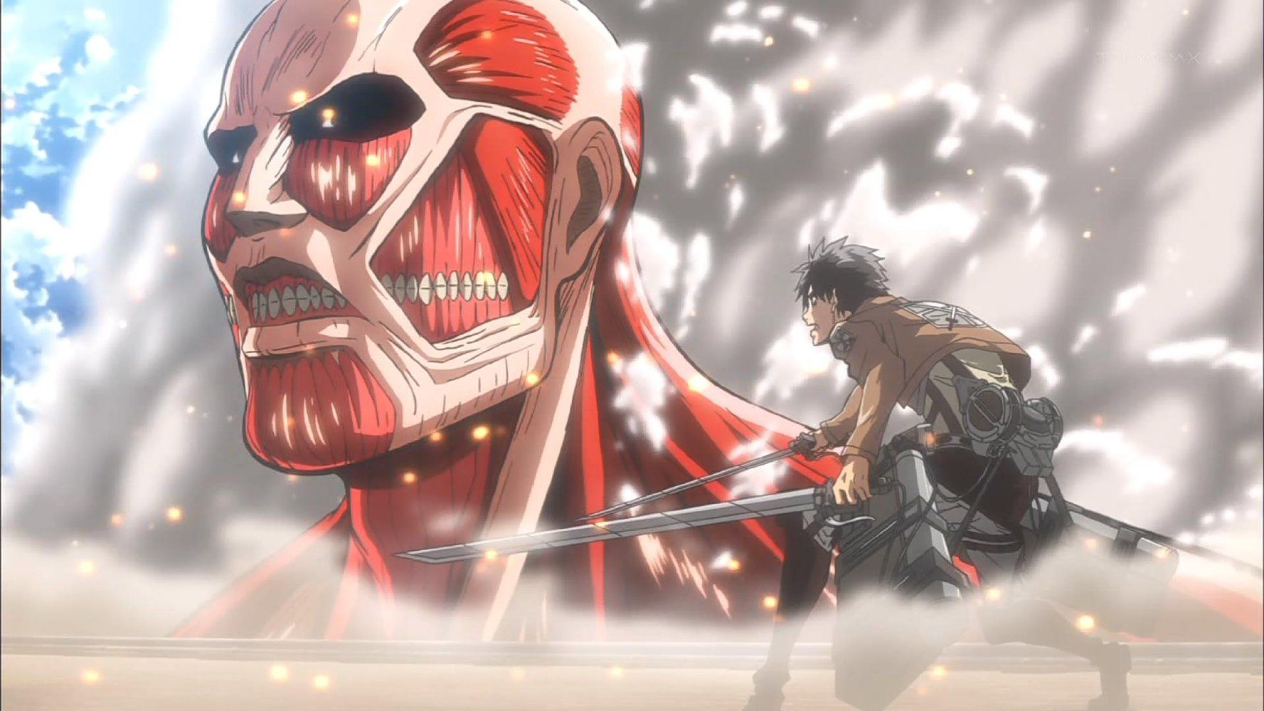 Myanime Wallpaper When Will Attack On Titan Season 4 Wallpaper
