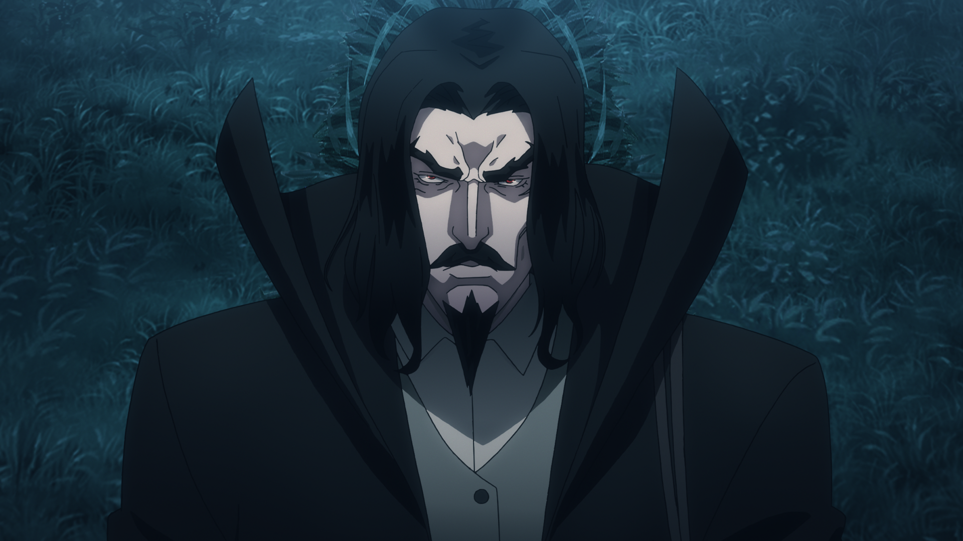 Castlevania Review Netflix S Video Game Adaptation Has Bite Collider