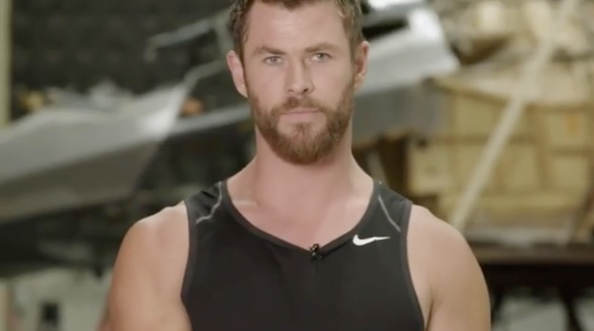 Chris Hemsworth will dilute the team of ghost hunters 06/11/2015 98