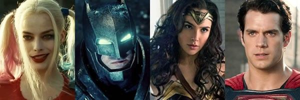 Image result for dc extended universe