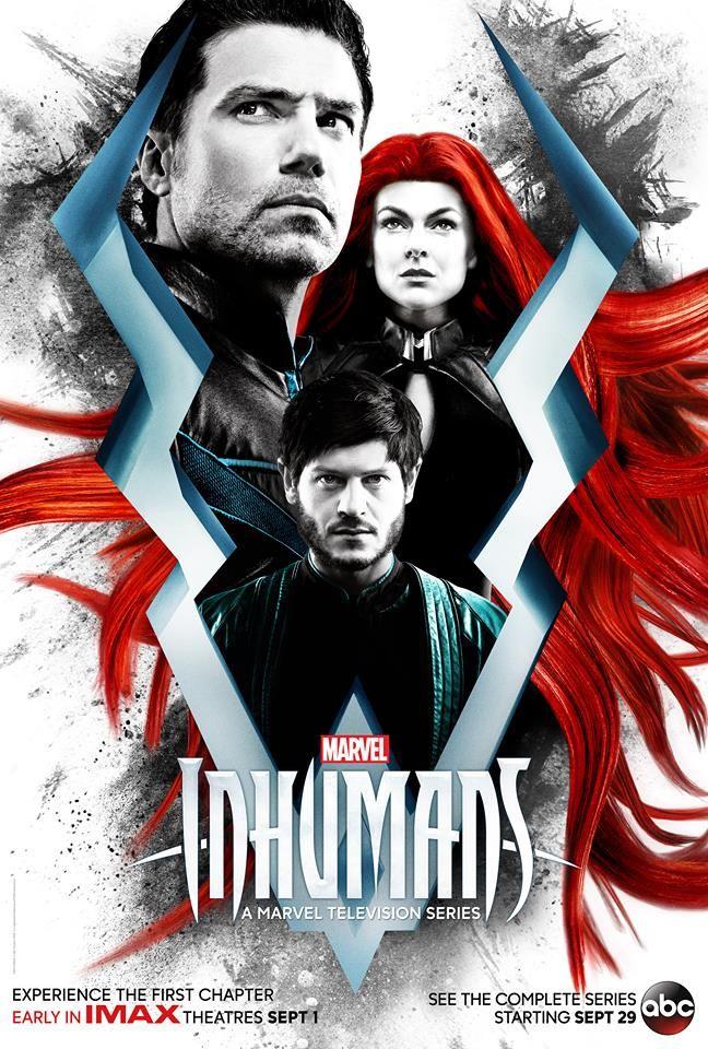 Ver Inhumans Online (2017) Gratis HD Pelicula Completa
