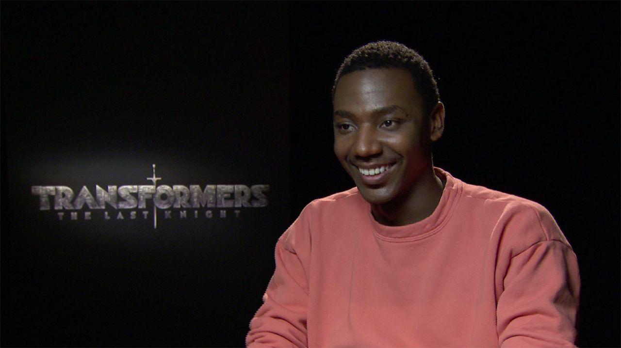 jerrod carmichael on making transformers the last knight and