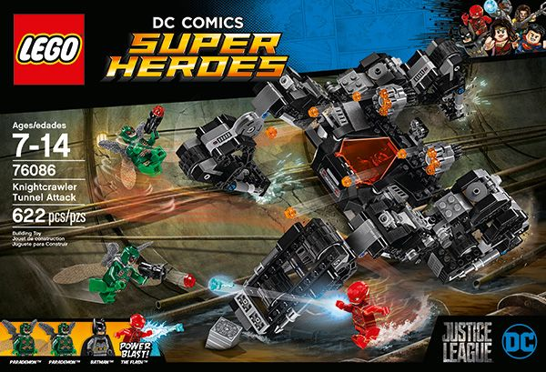 LEGO Debuts 3 New 'Justice League' Sets That Provide a ...