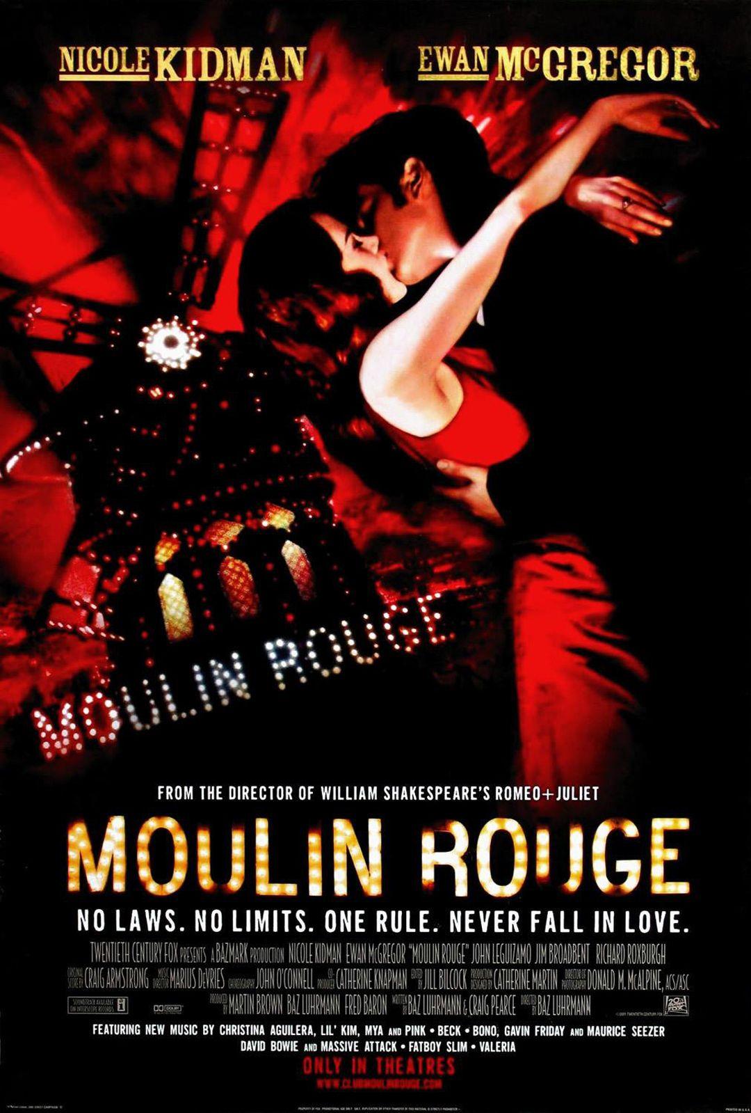 Watch Nicole Kidman Ewan Mcgregor S Mini Moulin Rouge