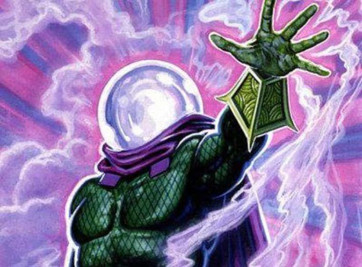 Resultado de imagen para Mysterio en los cómics de Spider-Man?