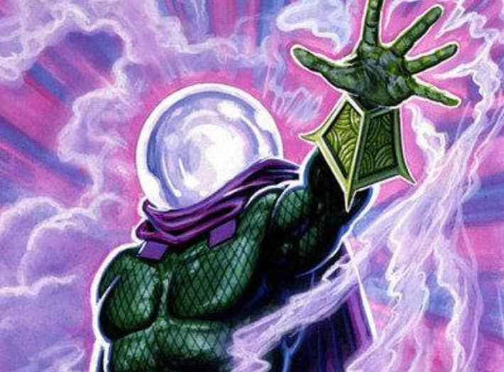 Spiderman Mysterio
